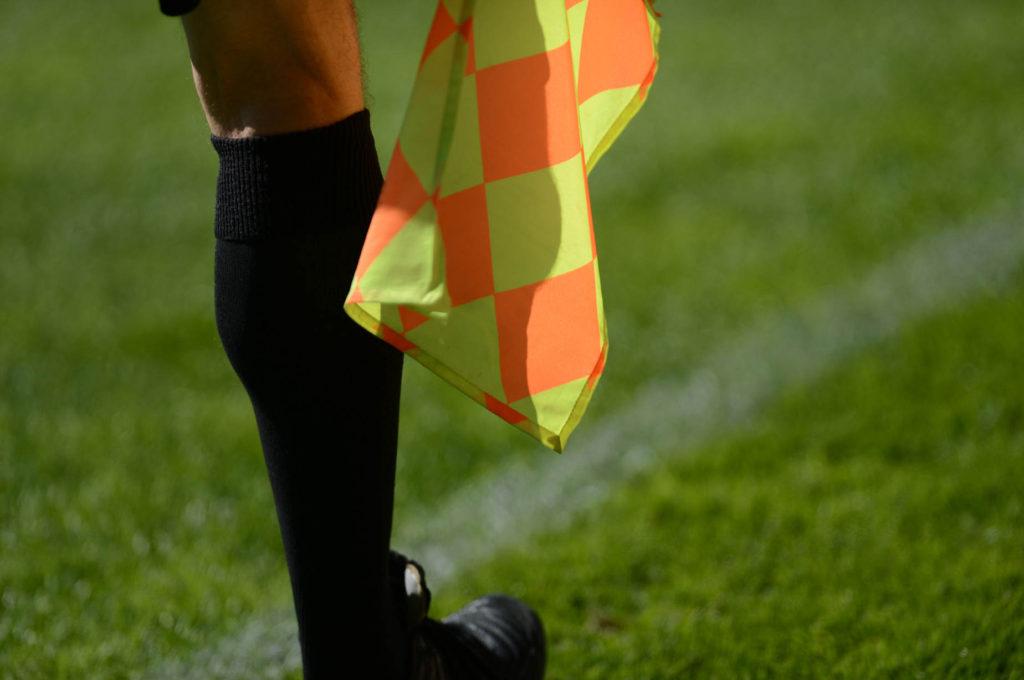 Werde Schiedsrichter bei der Eintracht!