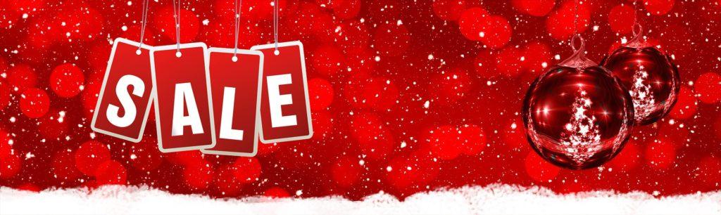 Weihnachtsshopping in unserem Fanshop