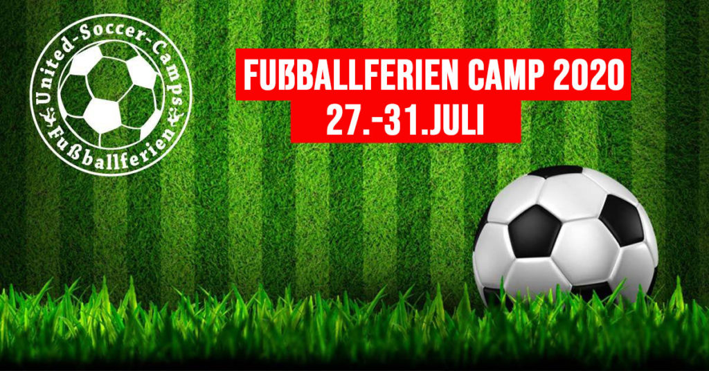 Fußball in den Sommerferien 2020